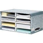 more details on Fellowes System Desktop Sorter - Grey.