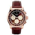 more details on Sekonda Men's Classique Brown Leather Chronograph Watch.