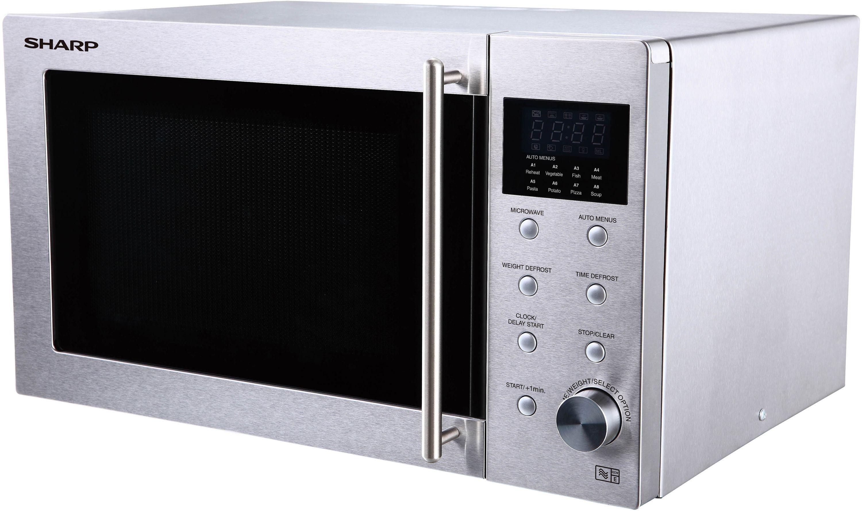 sharp 900w standard microwave r372km black. sharp 800w standard microwave r28stm - stainless steel 900w r372km black w