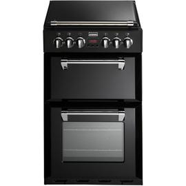Stoves Richmond 550DFW 55cm Dual Fuel Cooker - Black
