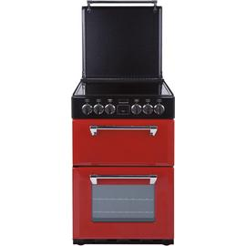 Stoves Richmond 550E 55cm MiniRange Electric Cooker - Red