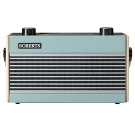 Roberts Rambler Retro Bluetooth DAB Radio - Blue
