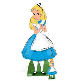 Star Cutouts Official Disney Alice Cardboard Cutout