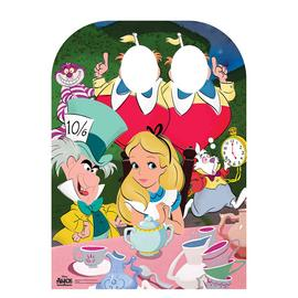 Star Cutouts Official Disney Tea Party Cardboard Cutout