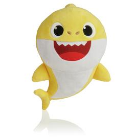 Baby Shark Singing Soft Toy