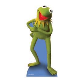Star Cutouts The Muppets Kermit Cardboard Cutout