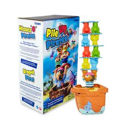 Tomy Pile Em Up Pirates Board Game