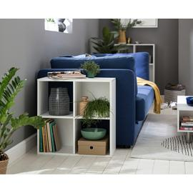 Argos Home Squares 4 Cube Storage Unit