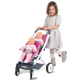 Smoby Maxi-Cosi Quinny Twin Dolls Pushchair