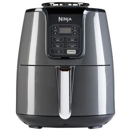 Ninja AF100UK 3.8 Litre Air Fryer and Dehydrator – Black