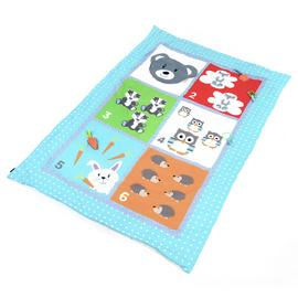 Nuby Little Fox Baby Play Mat