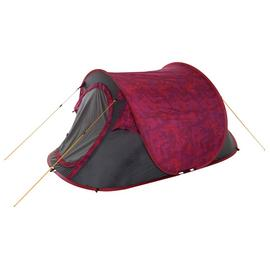 Regatta Malawi 2 Man 1 Room Pop Up Tunnel Camping Tent