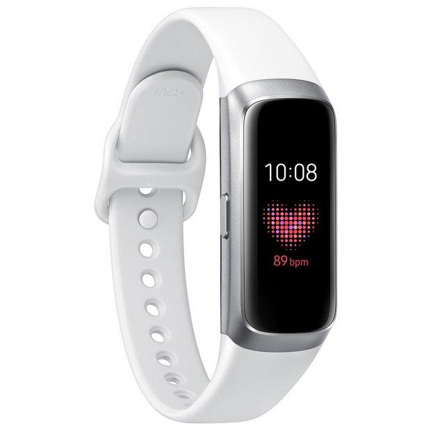 Samsung Galaxy Fit Smart Watch - Silver
