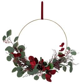 Argos Home Berry Christmas Eucalyptus Berry Wreath