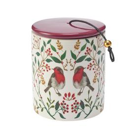 Argos Home Christmas Spice Printed Candle