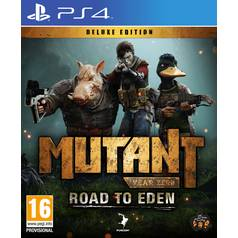 Mutant Year Zero: Road to Eden PS4 Pre-Order Game