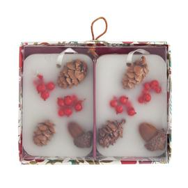 Argos Home Christmas Spice Set of 2 Pomanders