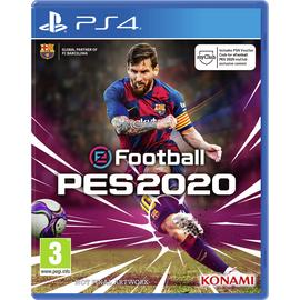 PES 2020 PS4 Game