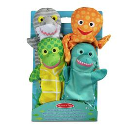Melissa and Doug Sea Life Friends Hand Puppet