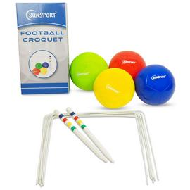 Sunsport Football Croquet Game