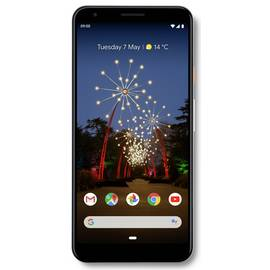 SIM Free Google Pixel 3a XL 64GB Mobile Phone - White