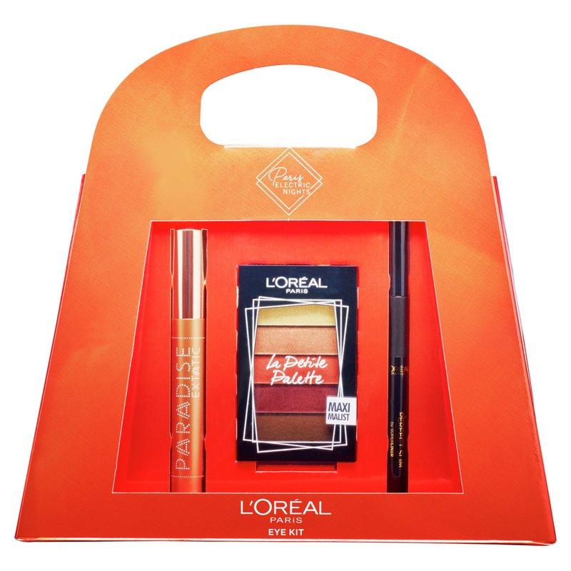 L'Oreal Paris Cosmetics Electric Nights Kit from Argos