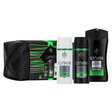 Lynx Africa Wash Bag Gift Set