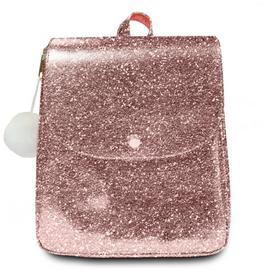 Spearmark Rose Gold Glitter Backpack