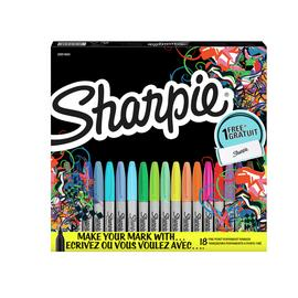 Sharpie Set and Pencil Case