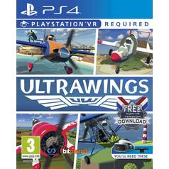 Ultra Wings PS4 Game