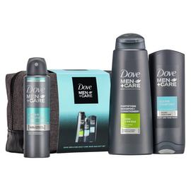 Dove Men and Care Daily wash Bag Gift Set