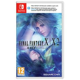 Final Fantasy X/X-2 HD Remastered Nintendo Switch Game