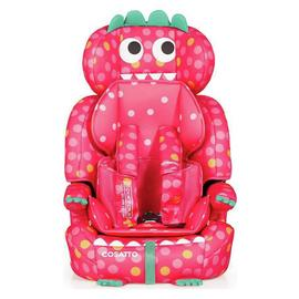 Zoomi Miss Dinomite Group 1/2/3 Car Seat