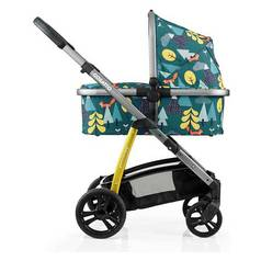 Cosatto Fox Tale Pram and Pushchair - Multicoloured