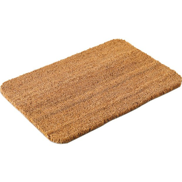 buy home coir doormat natural at your