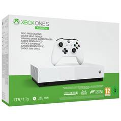 Xbox One S All-Digital Edition Console Pre-Order