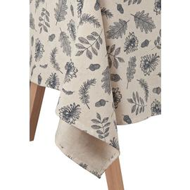 Argos Home Winter's Cabin Natural Tablecloth
