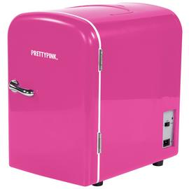 4 Litre Pink Beauty Fridge