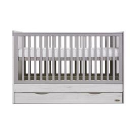 Obaby Madrid Cot Bed - Lunar