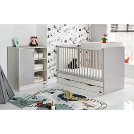 Obaby Madrid 2 Piece Room Set - Lunar