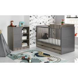Obaby Madrid 2 Piece Room Set - Eclipse