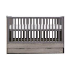 Obaby Madrid Cot Bed and Multi Top Changer - Eclipse