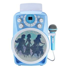Disney Frozen 2 Large Karaoke Machine