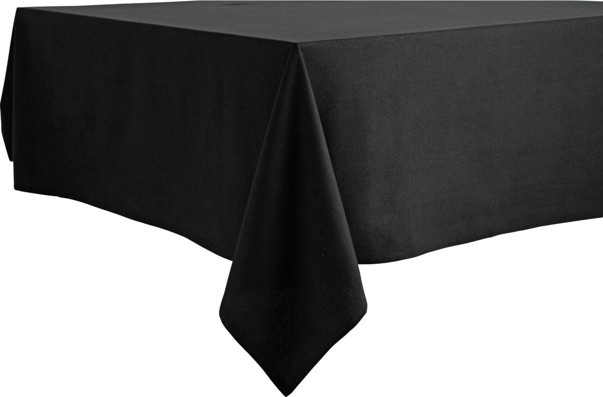 Buy HOME Black Table Cloth At Argos.co.uk   Your Online Shop For Table  Cloths, Placemats And Textile Accessories, Tableware, Cooking, Dining And  Kitchen ... Part 21