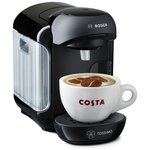 more details on Tassimo by Bosch T12 Vivy Coffee Machine - Black.