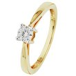 more details on 18ct Gold 0.25ct Diamond Solitaire Ring.