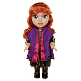 Disney Frozen 2 Travel Doll - Anna