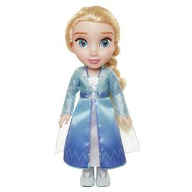 Disney Frozen 2 Travel Toddler Doll - Elsa