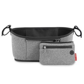 Skip Hop Stroller Organiser - Heather Grey