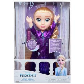 Disney Frozen 2 Features Singing Doll Elsa